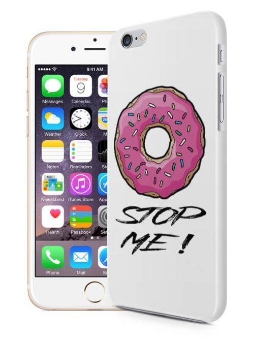 DoNut stop me telefoonhoesje