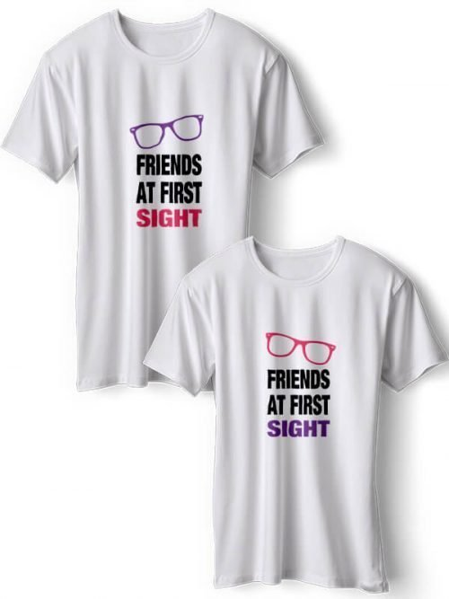 Friends at First Sight T-Shirts