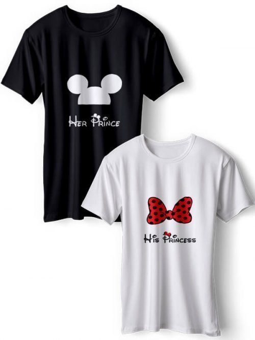 Her Prince Koppel T-Shirts