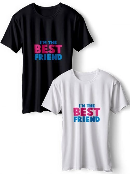 I m the Best Friend BFF T-Shirts