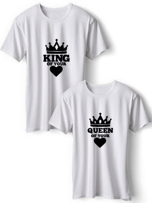 King of Your Heart T-Shirts
