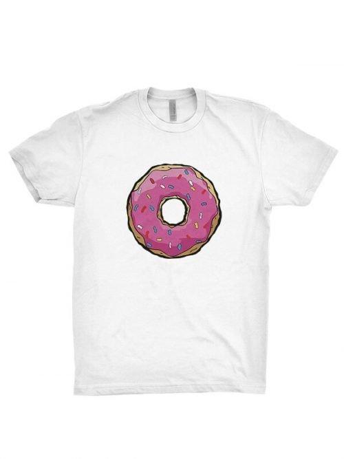 Leuke Donut t-shirt
