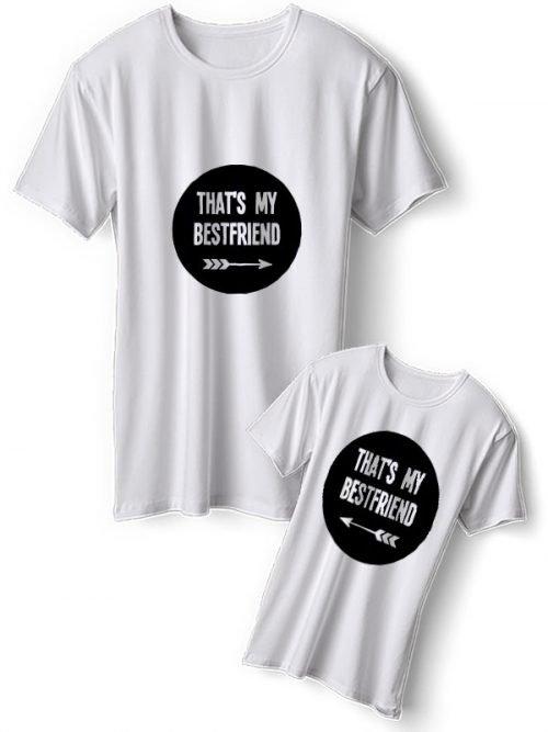 My Bestfriend Moeder Dochter T-Shirts