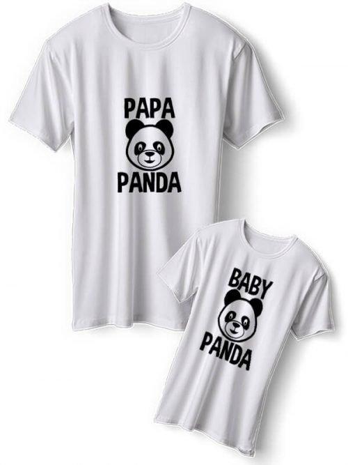 Panda Vader Zoon T-Shirts