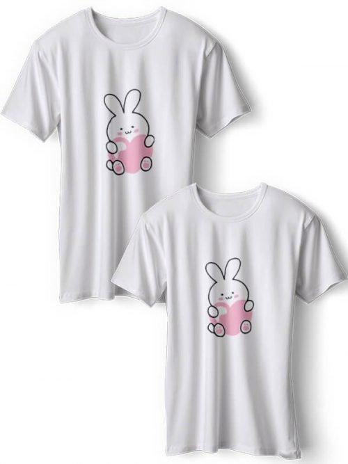 Schattige Konijntjes T-Shirts