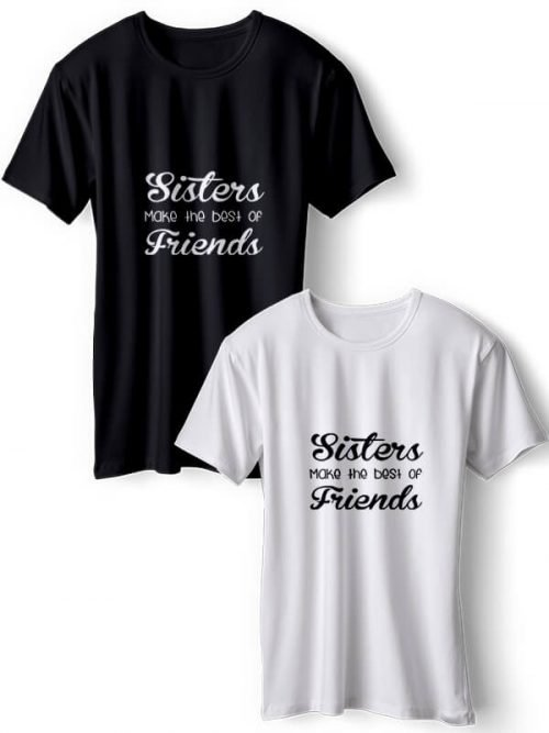 Sisters BFF T-Shirts