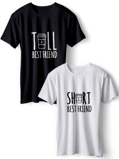 Tall Best Friend T-Shirts