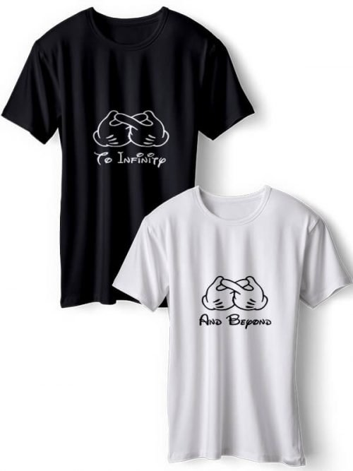 To Infinity Koppel T-Shirts