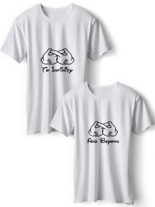 To Infinity T-Shirts