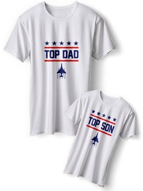 Top Dad Vader Zoon T-Shirts