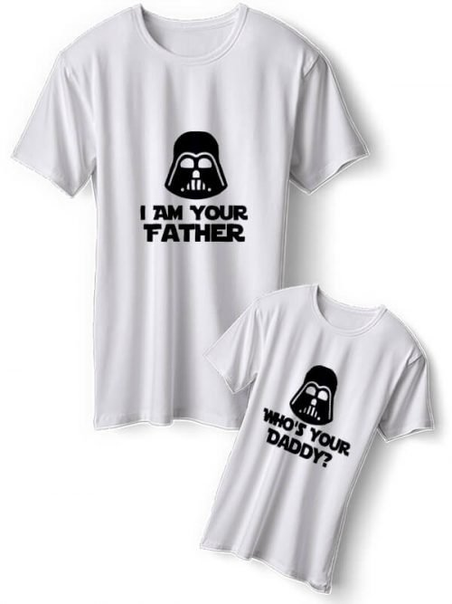 Your Father Vader Zoon T-Shirts