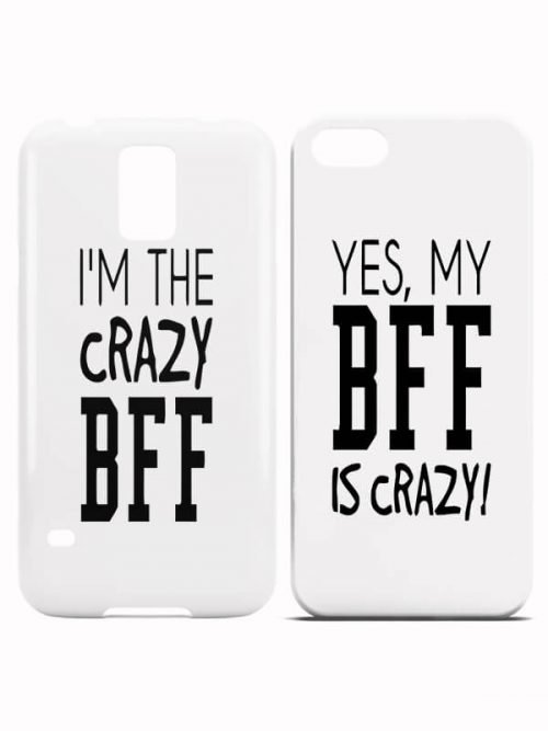 crazy bff hoesjes