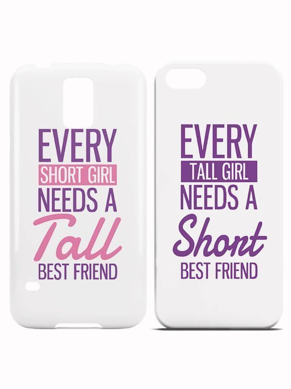 every short girl bff hoesjes