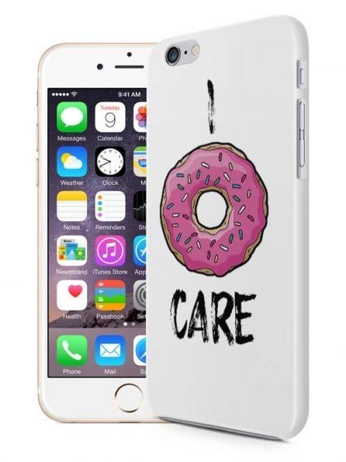 i donut care telefoonhoesje
