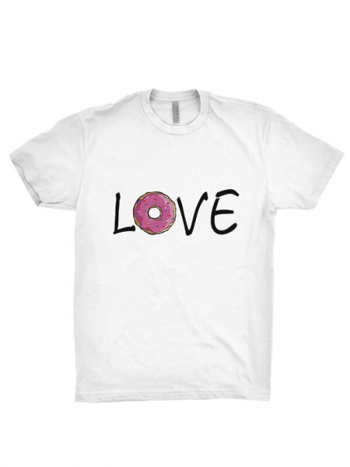 love donuts T-Shirt
