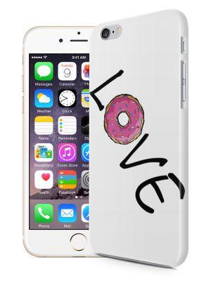love donuts hoesje