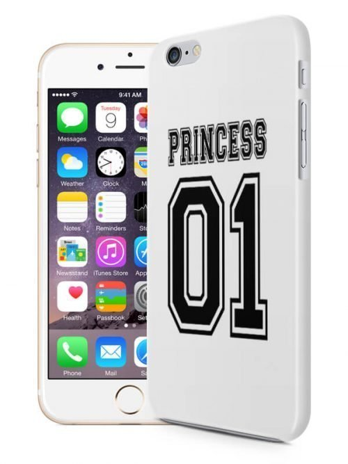 princess 01 telefoonhoesje