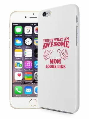 Awesome Mom Hoesje