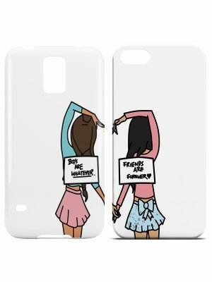 BFF Hoesjes Boys are whatever