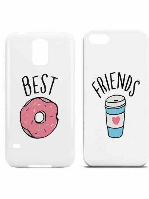BFF Hoesjes Donut Best Friends