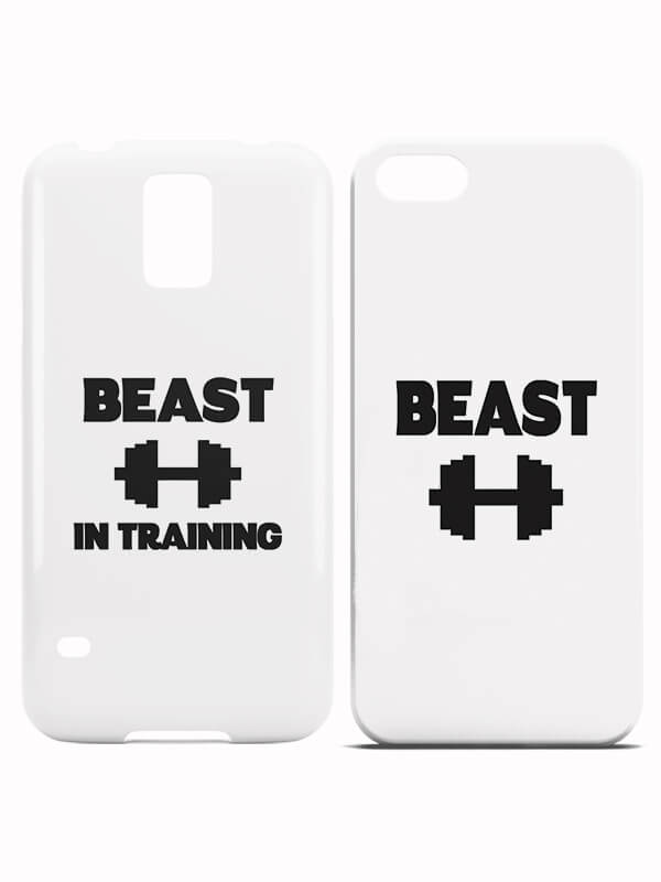 Beast in Training Hoesjes