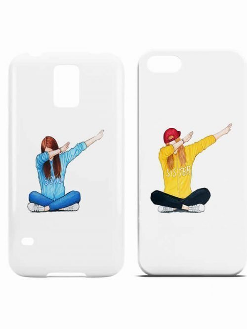 Dab with us Soul Sisters Hoesjes