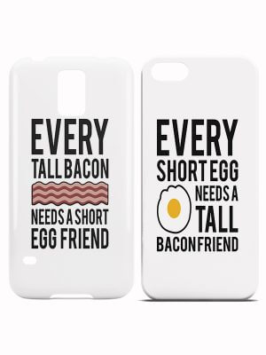 Every Bacon Egg Hoesjes