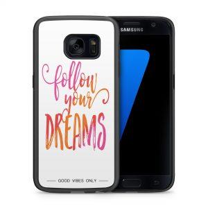 Follow Your Dreams Hoesje 2d