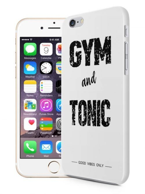 Gym and Tonic Hoesje