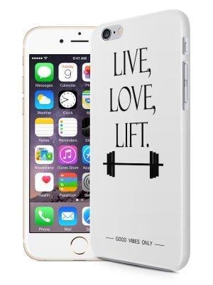 Live Love Lift Hoesje