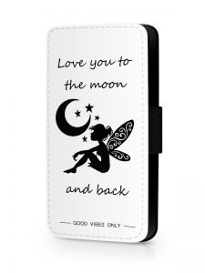 Love You to the Moon and Back Hoesje