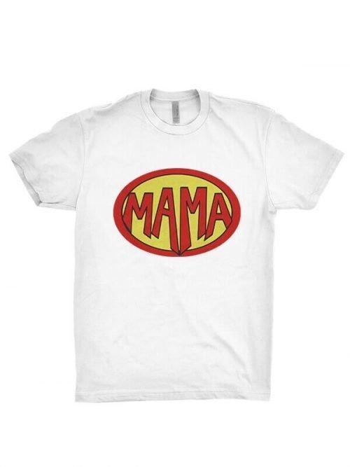 Mama Logo T-Shirt
