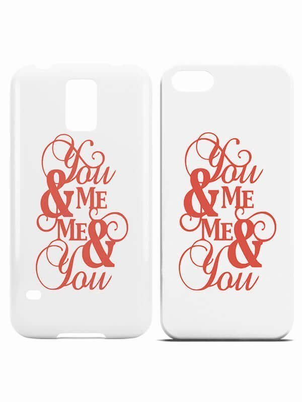 Me and You Hoesjes