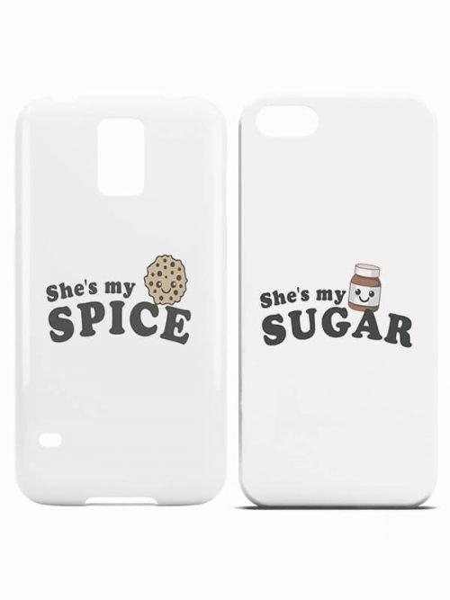 Sugar Spice BFF Hoesjes