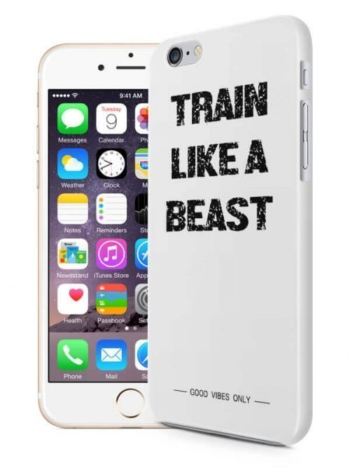 Train Like a Beast Hoesje