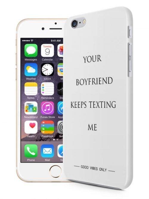 Your Boyfriend Hoesje
