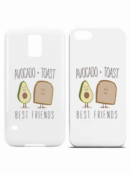 avocado toast best friends hoesjes