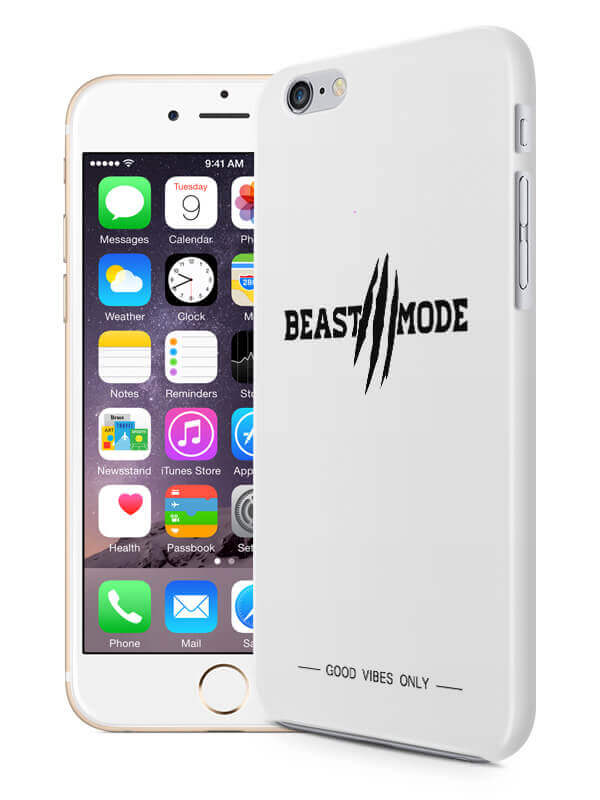 Beast Mode On Hoesje
