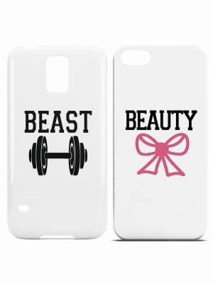 Beast Beauty Telefoonhoesjes