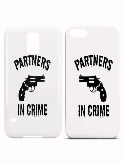 BFF Hoesjes Partners in Crime