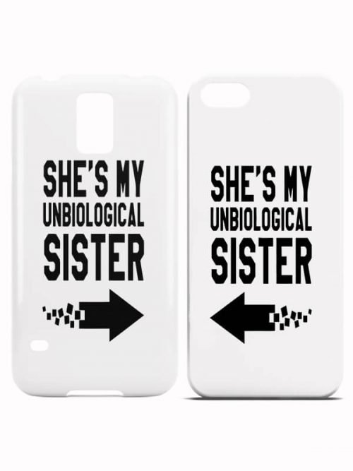 BFF Hoesjes Unbiological Sisters