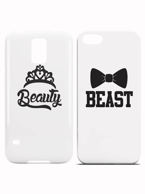 Beast and Beauty Hoesjes