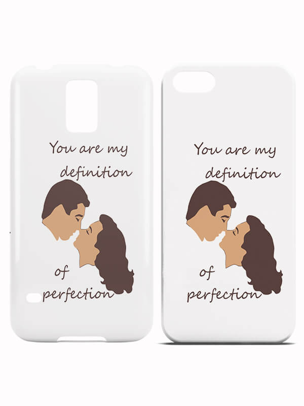 Koppelhoesjes Definition of Perfection
