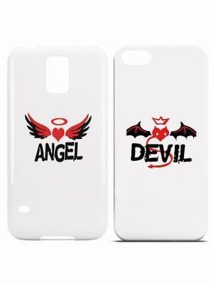 Angel Devil Hoesjes