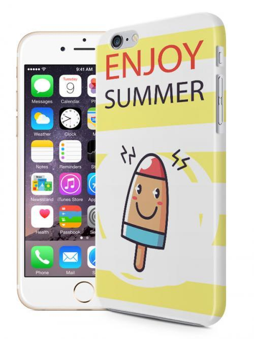 Enjoy Summer Icecream Hoesjes