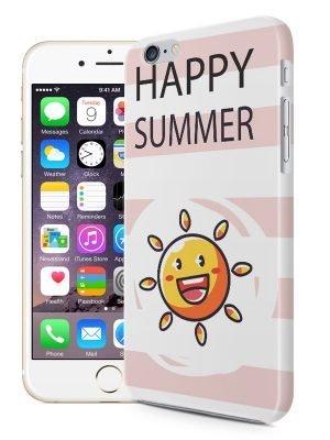 Telefoonhoesje Happy Summer Sunny Days