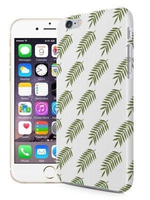Telefoonhoesje Silk Palm Leaves