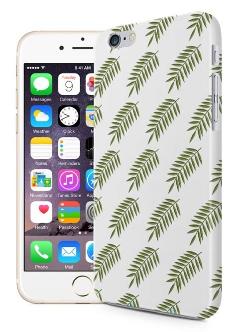 Silk Palm Leaves Hoesjes
