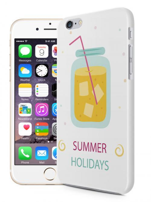 Telefoonhoesje Summer Holidays