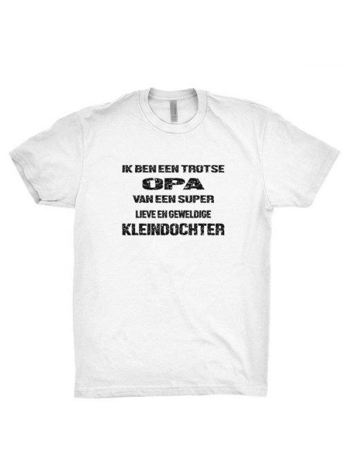 opa kleindochter T-Shirt